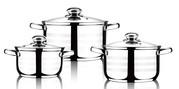Наборы посуды для кухни, посуда BergHOF,  Сook Co,  KaiserHoff,  SWISS&BOS