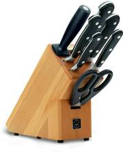 Набор ножей на подставке Wüsthof Knife block Classic